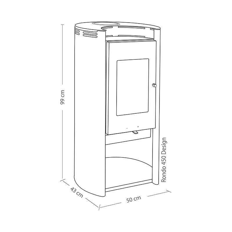 Amesti | Rondo 450 Design